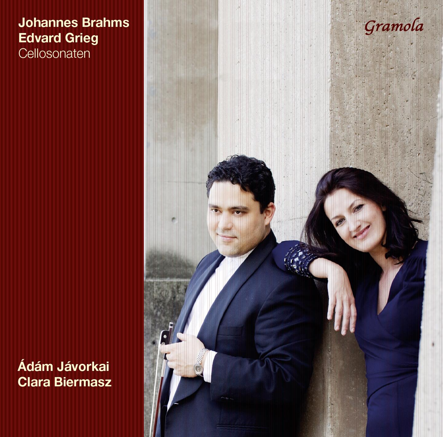 Brahms & Grieg: Cellosonaten