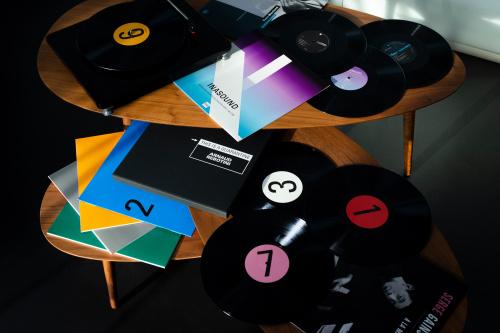 Arnaud Rebotini - This Is A Quarantine -  Exclusive Vinyl Box Set