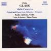 Violin Concerto: II. --