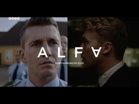 """Danish TV series """"Alfa"""" (2020)"""