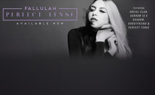 """Fallulah ist zurück mit """"Perfect Tense"""""""