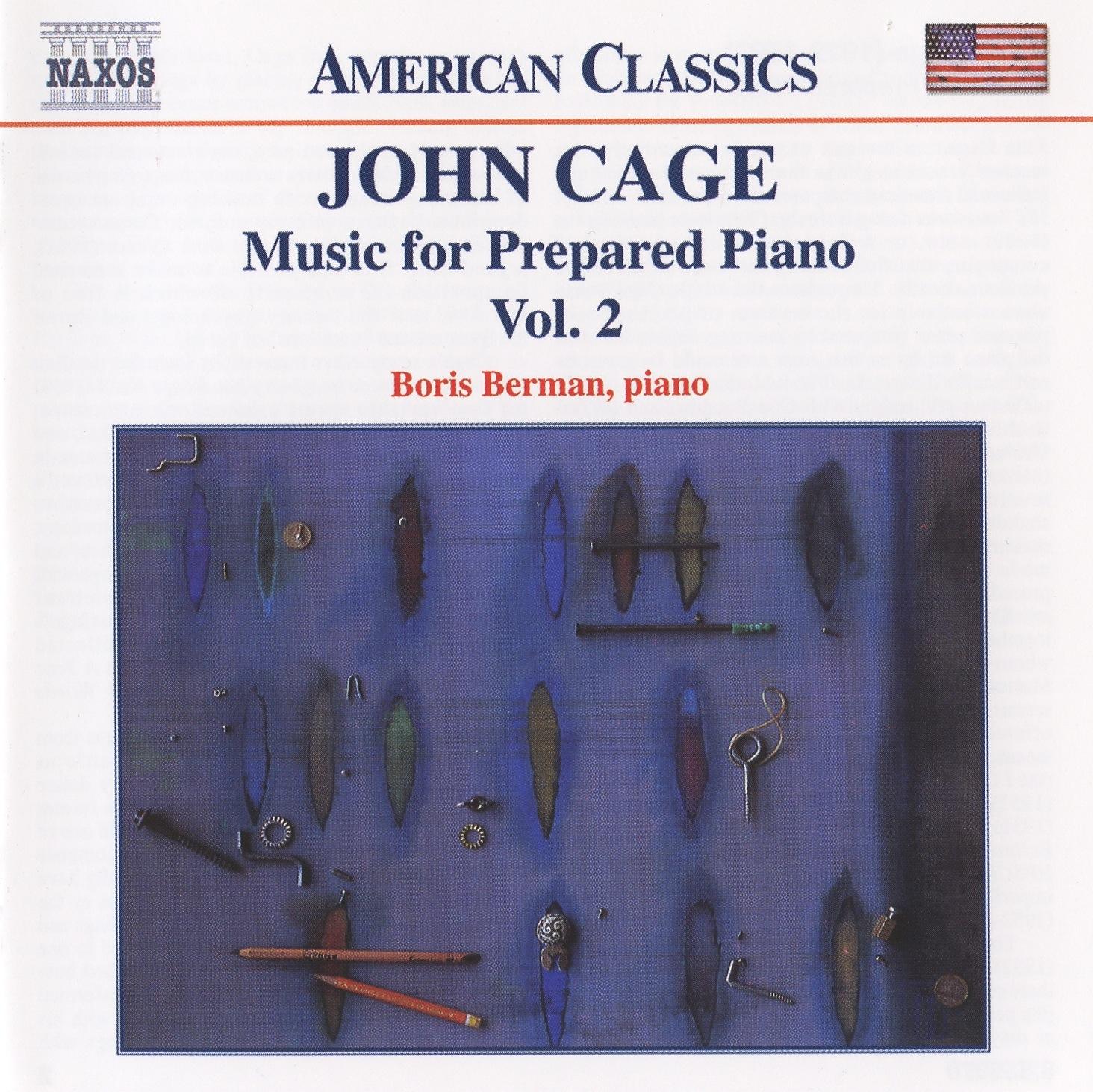 Cage: Music for Prepared Piano