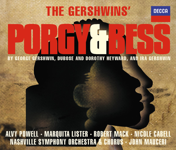 Porgy & Bess: Oh, I can't sit down