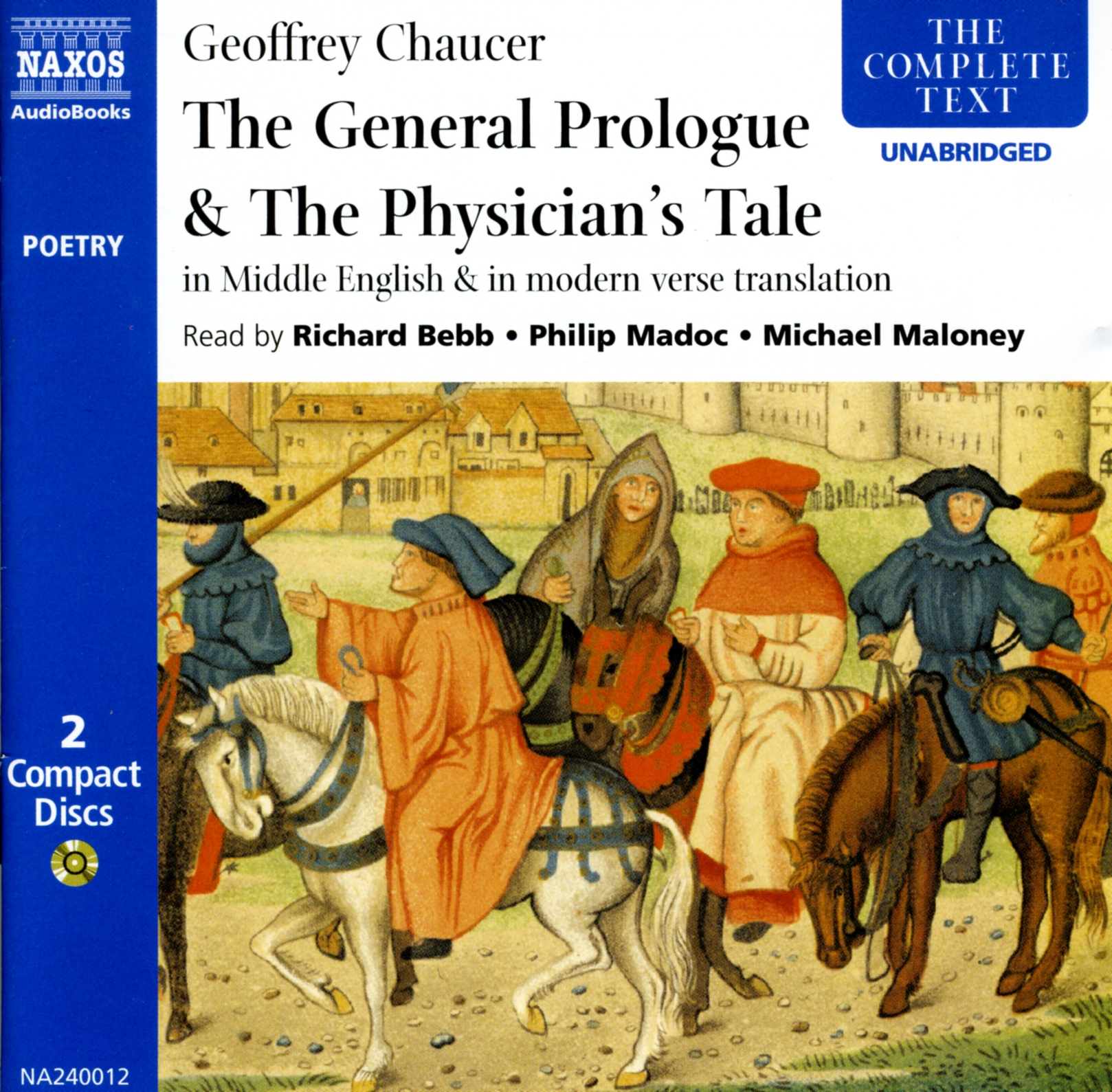 a literary analysis of the general prologue of the canterbury tales