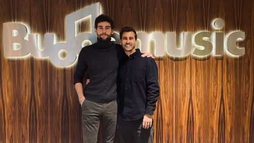 Alvaro Soler and Budde Music Publishing extend their partnership