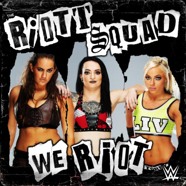 We Riot (The Riott Squad) [INST]
