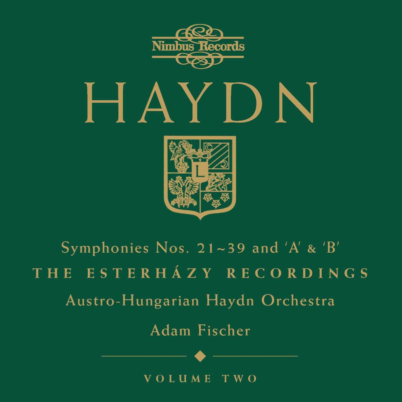 Haydn, J.: Symphonies, Vol. 2 - Nos. 21-39
