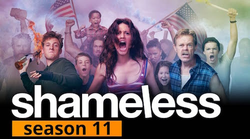 """Scruffy Pearls / """"Letting Loose"""" To Be Featured In Next Episode of Shameless on Showtime"""