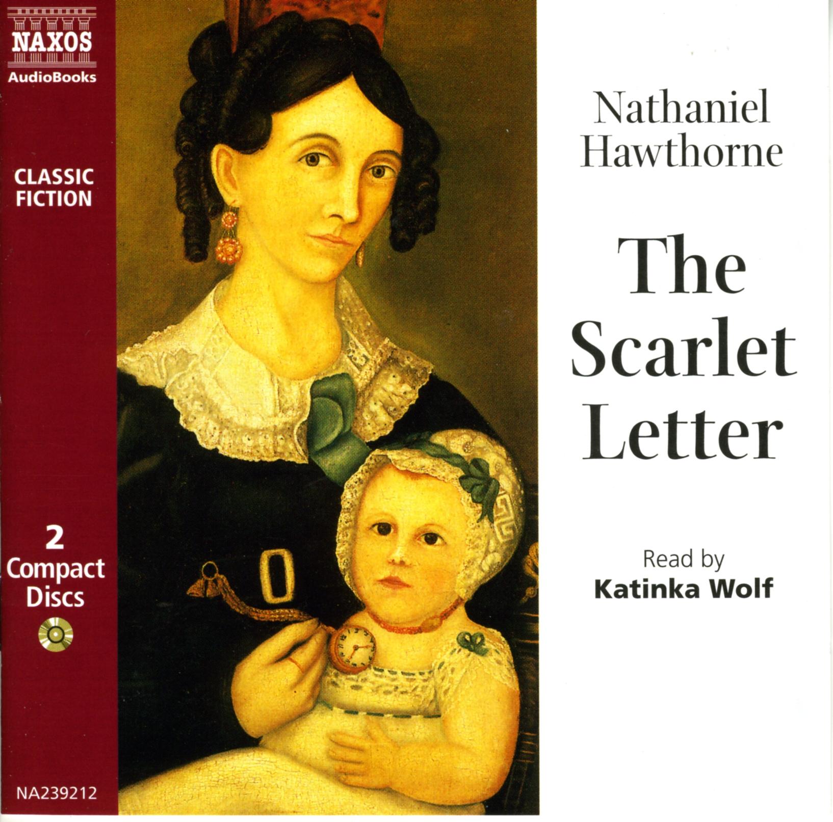 necessity identity scarlet letter nathaniel hawthorne disc