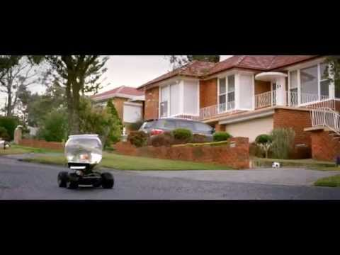 "Telstra Prepaid ""Have Love Will Travel"""
