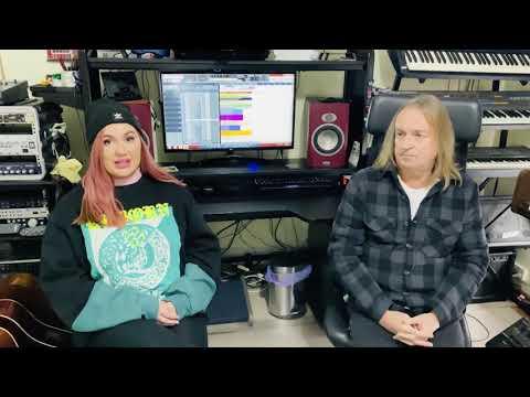 Songwriting with...Celeste Newman & Mark Crocker, part 1