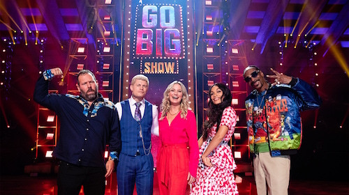 """""""Go Big Or Go Home"""" To Be Featured In Season 1 of The Go Big Show on TBS"""