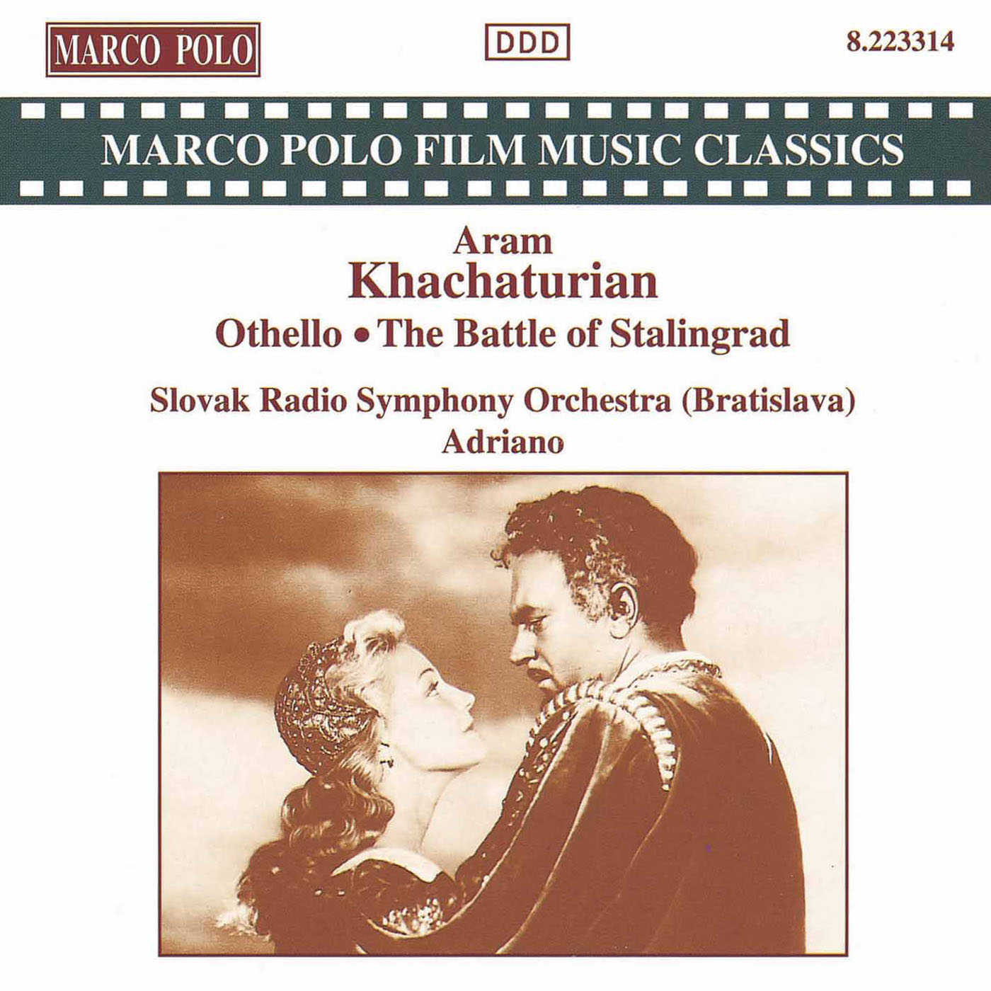 Khachaturian: Othello - The Battle of Stalingrad