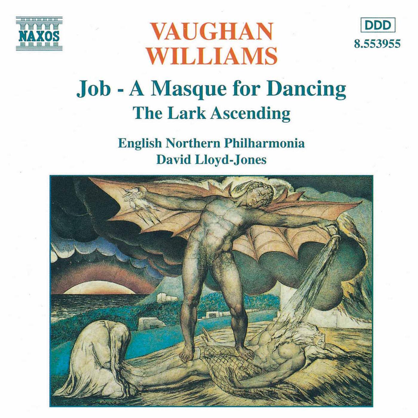 Vaughan Williams: Job - The Lark Ascending