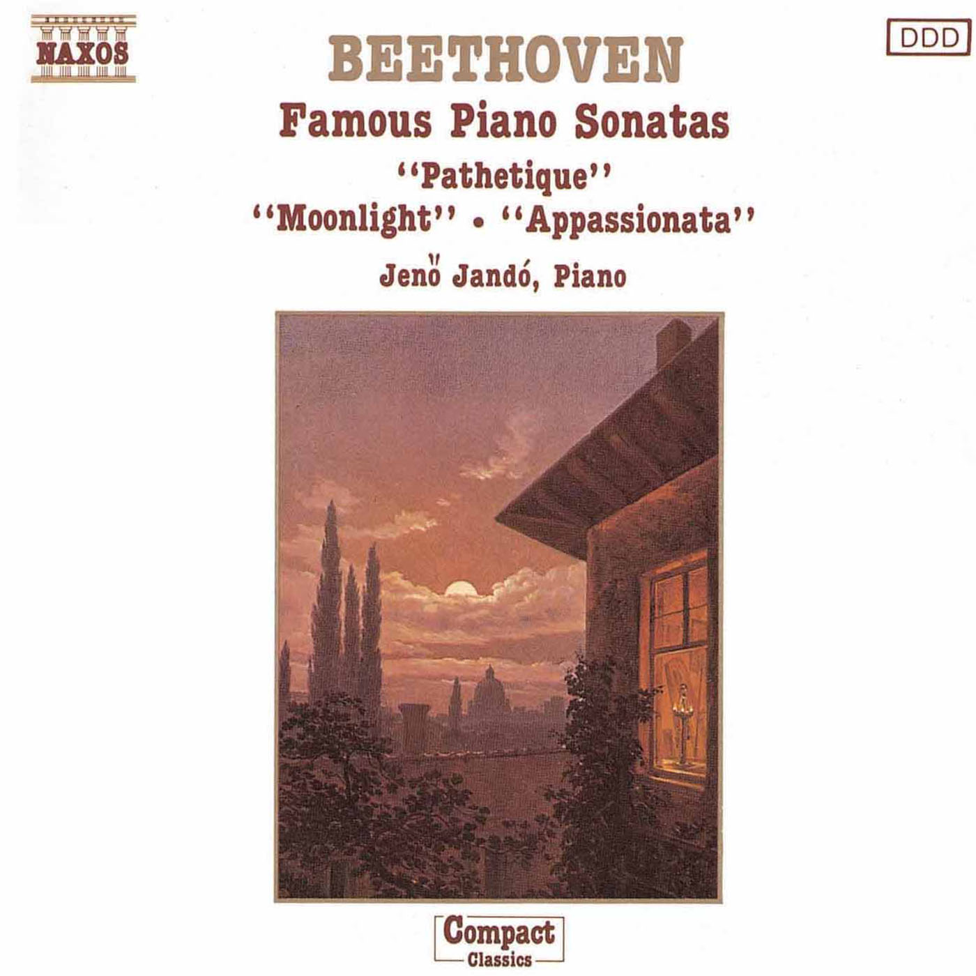 Beethoven: Piano Sonatas Nos. 8, 14 and 23