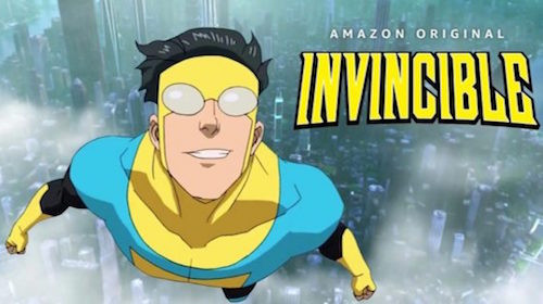 """""""Get It Myself"""" To Be Featured In Ep #105 of New Amazon Series Invincible"""