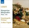 6 Hungarian Rhapsodies, S359/R441: Hungarian Rhapsody No. 2 in D Minor