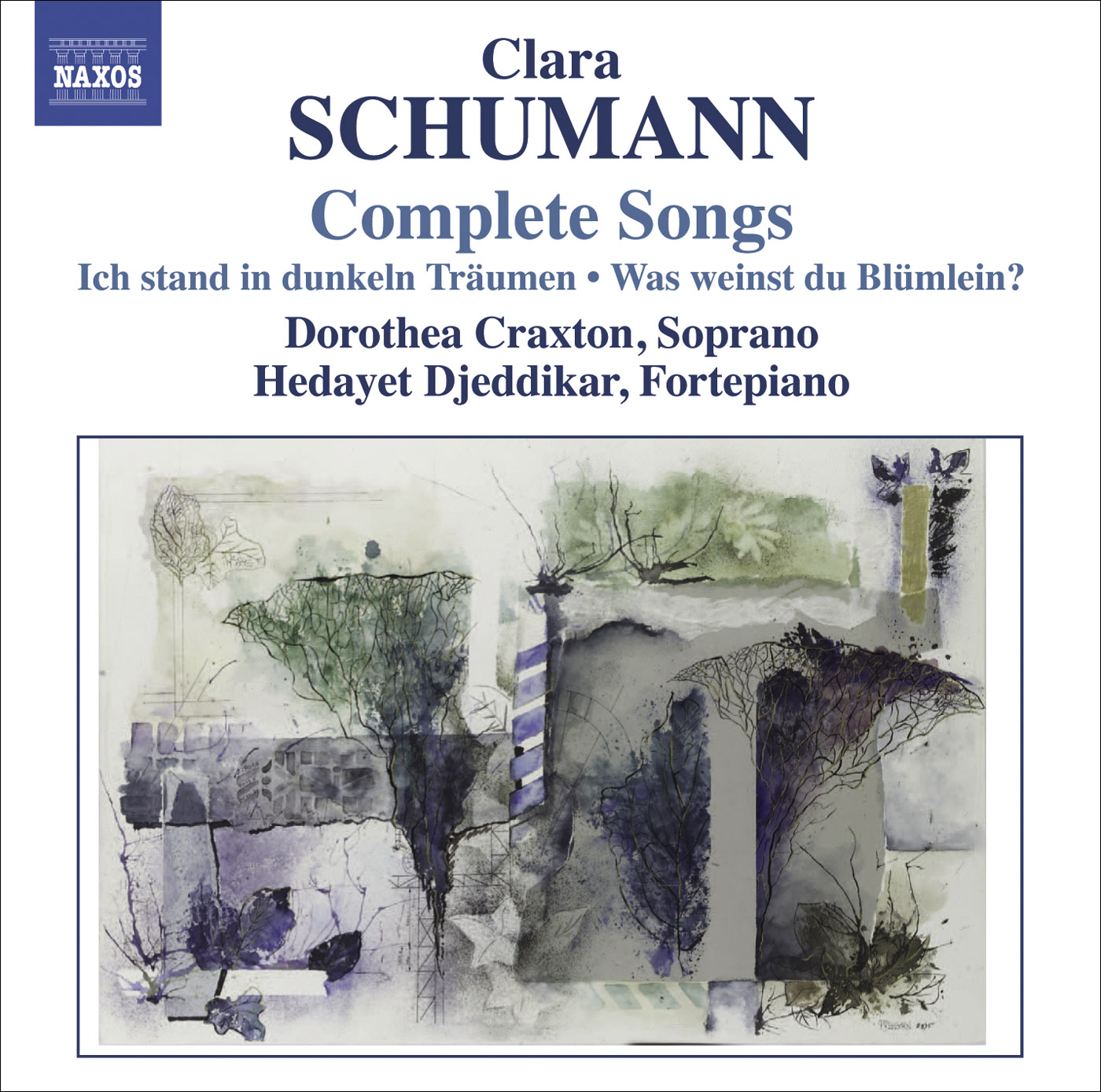 Schumann, C.: Songs (Complete)
