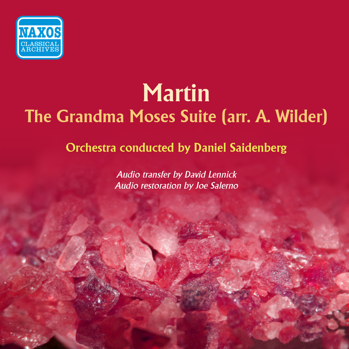 Martin: The Grandma Moses Suite