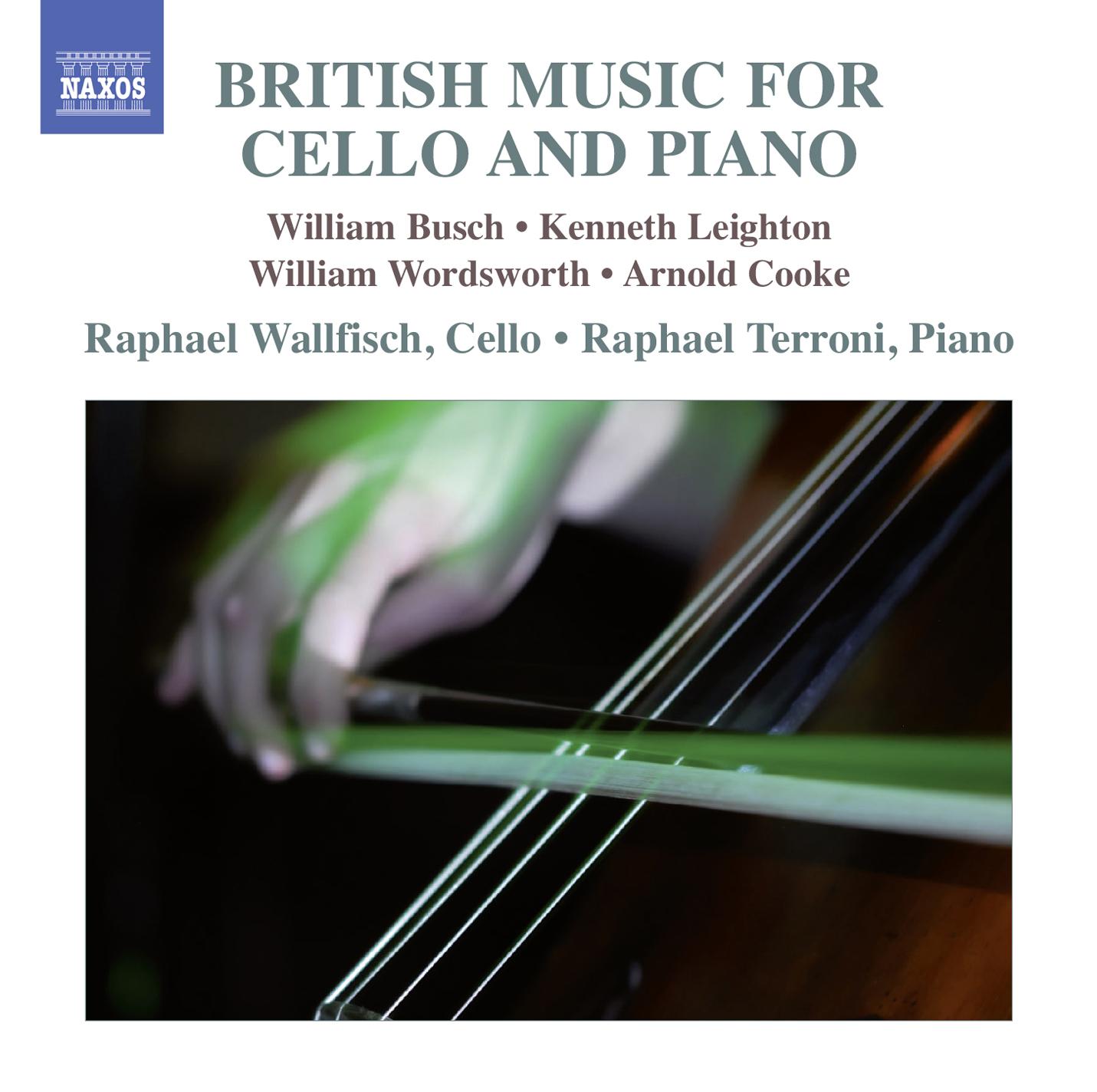 British Music for Cello & Piano