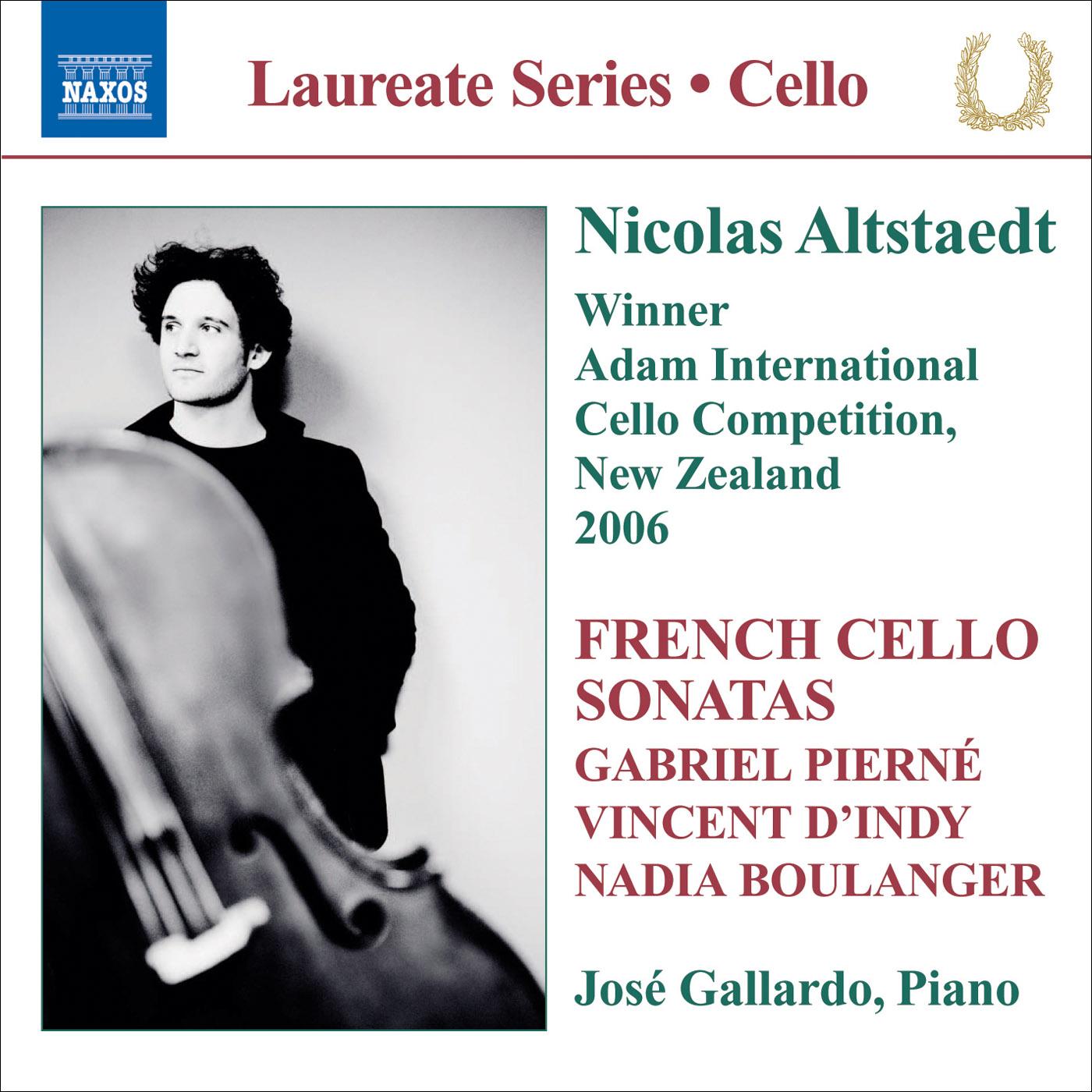 Altstaedt, Nicolas - French Cello Sonatas