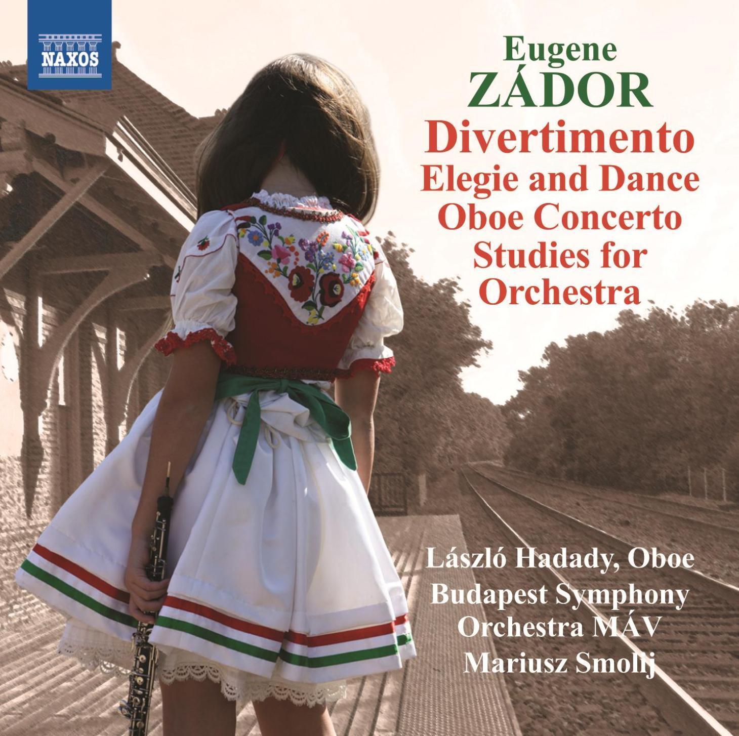 Zádor: Divertimento - Elegie and Dance