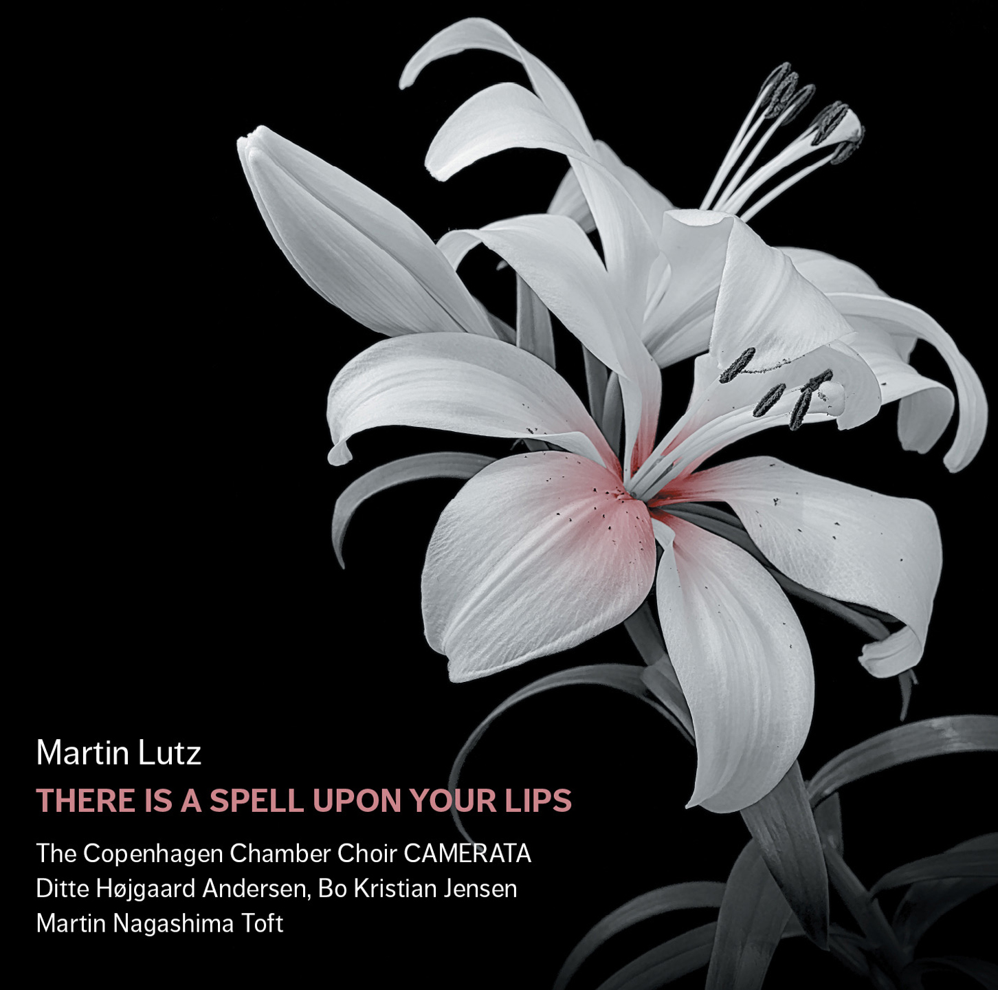 Martin Lutz: There Is a Spell upon Your Lips