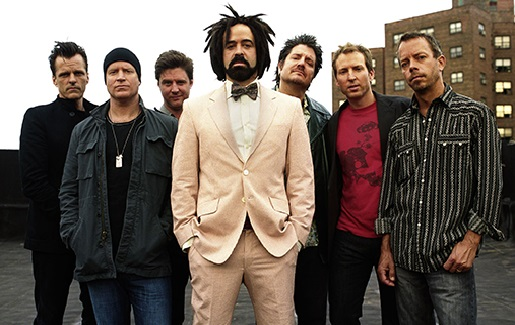 Atlas Music Publishing Sign Multi-Platinum Rock Band, Counting Crows to Global Music Publishing Deal