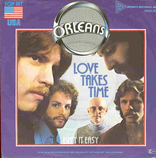 Love Takes Time [Re-record]