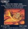 Horn Quartet, Op. 20, No. 1: II. Adagio
