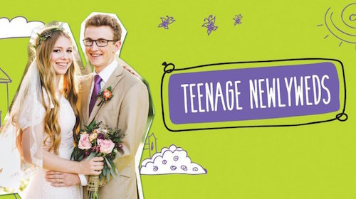 "Griffin Peterson / ""For A Little While"" Recently Featured In Episode Of FYI Network's Teenage Newlyweds"