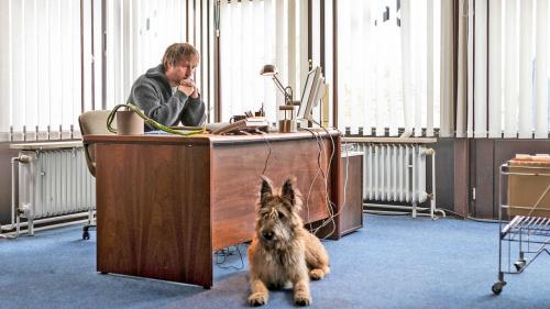 """Krimi-Verfilmung """"Sörensen hat Angst"""" mit Bjarne Mädel und Musik von Volker Bertelmann (Hauschka)"""