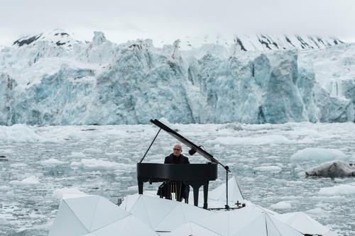 Ludovico Einaudi et Greenpeace en campagne pour sauver l'Artique
