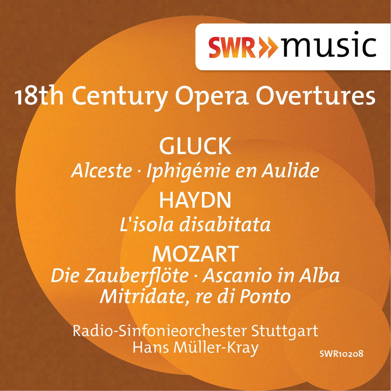 18th Century Opera Overtures