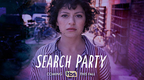 """""""Show Me Them Shoes"""" To Be Featured In Pilot Episode Of Search Party On TBS This Fall"""