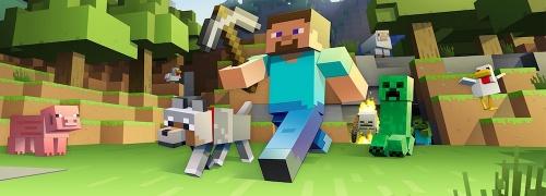 Minecraft on Windows 10
