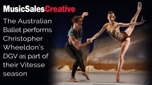 The Australian Ballet 'Vitesse'