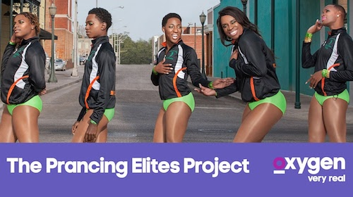 "Kari Kimmel / ""For Anyone"" Featured In Ep #111 of Oxygen's Prancing Elites Project"