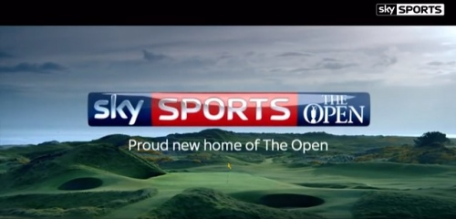 Sky Sports The Open 2016