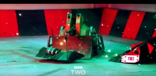 Robot Wars On BBC2