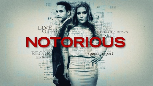 "Notorious promo featuring ""WATCH ME"""