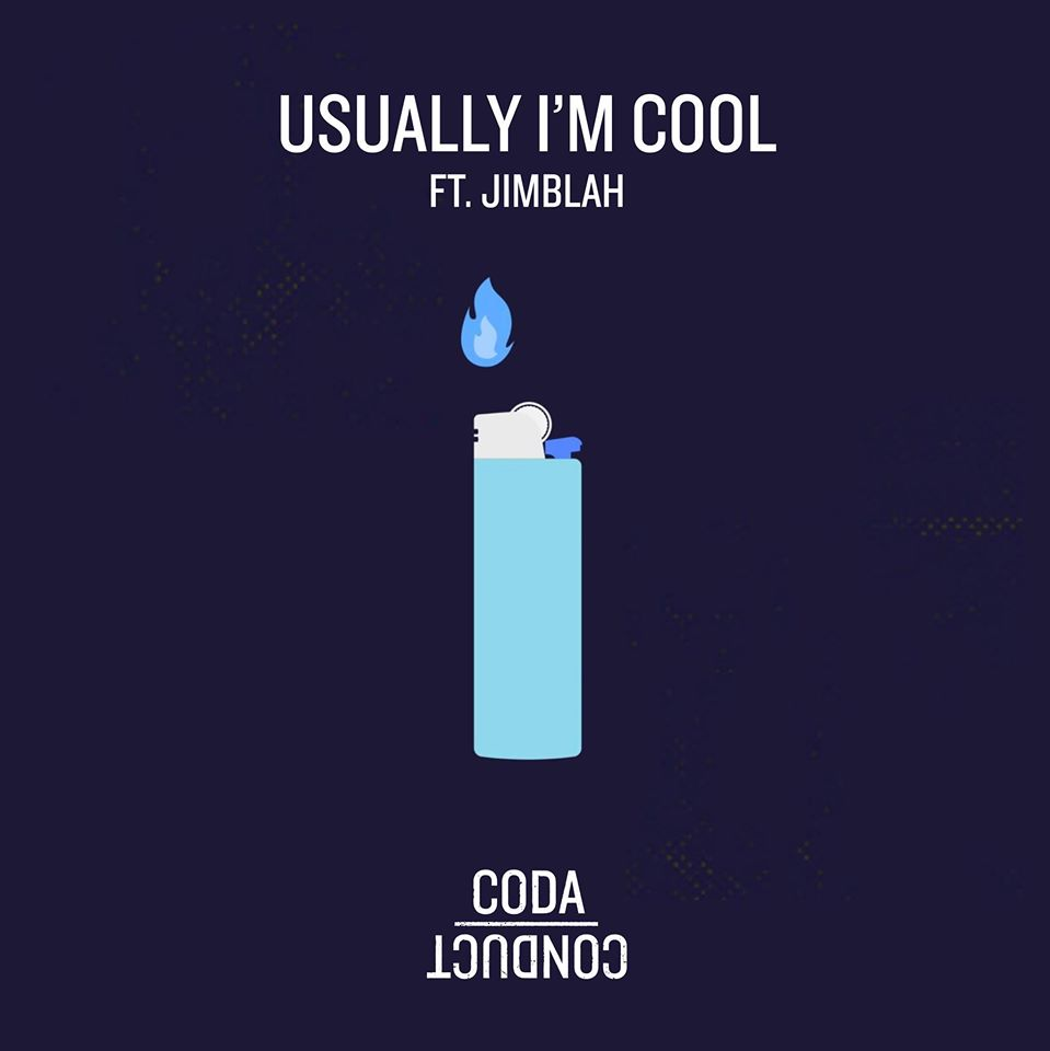 Usually I'm Cool - Single