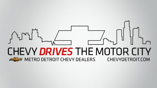 """Everything"" By Cooper Anstett Featured In Another Metro Detroit Chevy Dealers Ad"