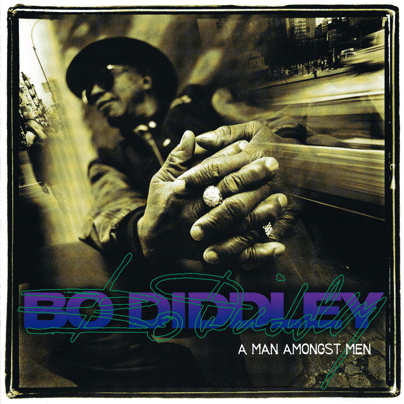 Bo Diddley Is Crazy