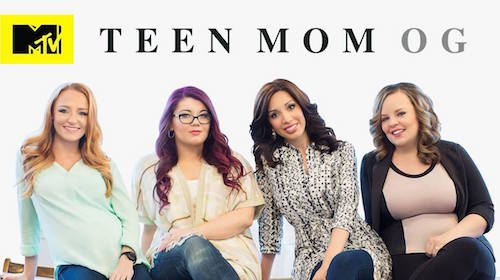 "SEAWAVES / ""My Everything"" To Be Featured In Season Finale Of MTV's Teen Mom OG"