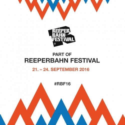 Reeperbahn Festival 2016 mit Bosworth-Künstlern