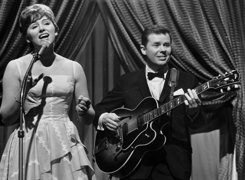 Dansevise - ESC 1963