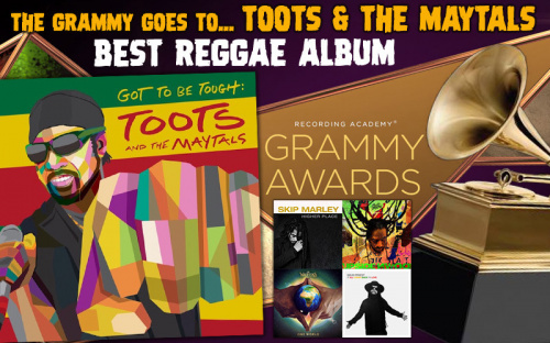 Toots and the Maytals Win Best Reggae Album at Grammy Awards 2021 forGot To Be Tough