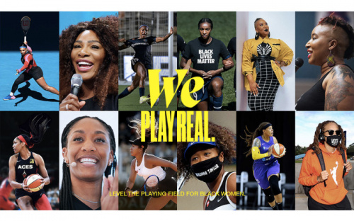 Nike Celebrates Black Female Athletes in New 'We Play Real' Spot featuring 'Les Fleurs'