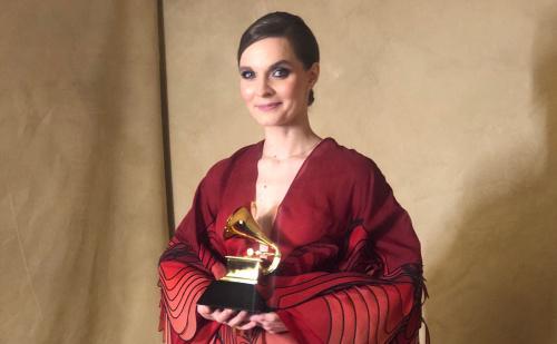 Hildur Guðnadóttir's music for 'Joker' wins 'Best Score Soundtrack' at Grammy Awards 2021